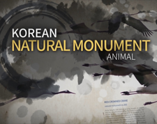 South Korea's Wildlife Natural Monument